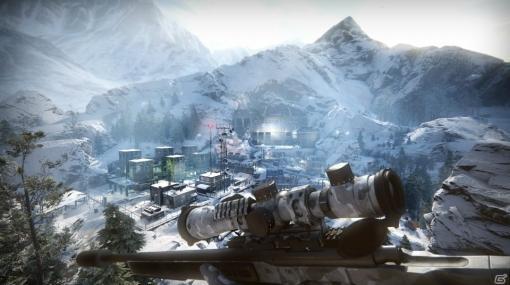 リアルな狙撃体験が味わえるFPS「Sniper Ghost Warrior Contracts」が発売!舞台のシベリアを紹介するトレーラーも公開