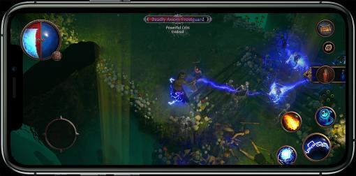 """スマホ向けARPG「Path of Exile Mobile」がアナウンス。Path of Exileにおけるハクスラの魅力を""""妥協せずに""""スマホに落とし込む"""