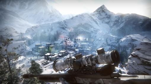 PS4用ソフト「Sniper Ghost Warrior Contracts」が本日発売。舞台となる極寒のシベリアを紹介するガイドトレイラーも公開