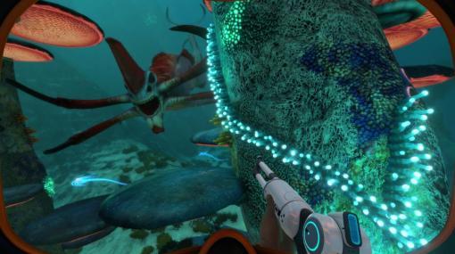 海中オープンワールドサバイバル『Subnautica サブノーティカ』PS4日本版発売開始。販売状況も好調な深海生活ゲーム