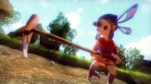 """『天穂のサクナヒメ』日本伝統の手法を取り入れた""""米づくり""""が公開!"""