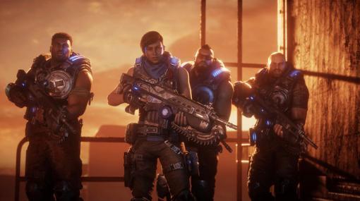 PC版『Gears 5』がSteamにて期間限定無料プレイ! 手に汗握る5種類のゲームモードを搭載