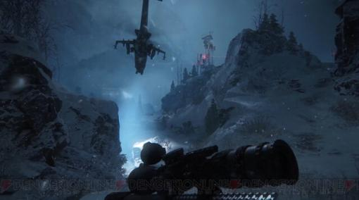 『Sniper Ghost Warrior Contracts』ゲームプレイトレーラーが公開