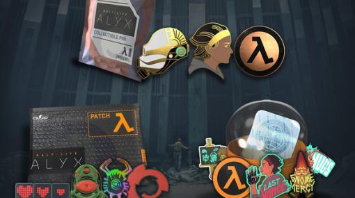『CS:GO』内に『Half-Life: Alyx』発売記念グッズが登場―Valve Index購入者には限定音楽キットとピンバッジも