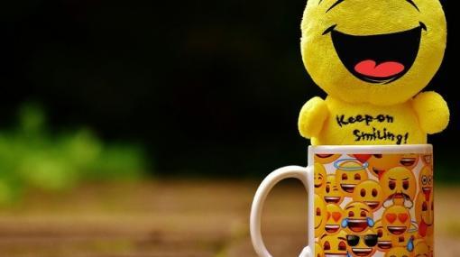 本当に、笑えるって幸せ・・・? - 萬策大好き。ほんとだよ!「四コマ漫画」