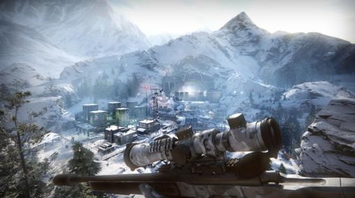 """""""思わず息が止まるような""""シベリアでスナイプ! 『Sniper Ghost Warrior Contracts』国内PS4版が発売開始"""