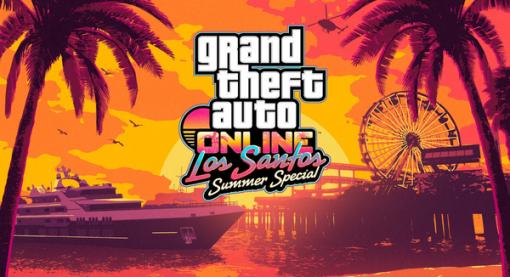 『GTAオンライン』新イベント「ロスサントス・サマースペシャル」はじまる―期間限定の報酬も発表