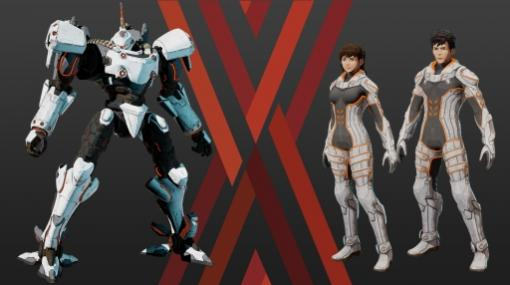 「DAEMON X MACHINA」の書きおろしノベルが公式サイトで連載開始。有料DLC第5弾の配信も