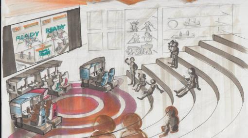 『バーチャロン』シリーズ特化の旅館ゲーセンを作るクラウドファンディングが開始。集会、競技、観戦、配信など今の時代に合わせたプレイ環境を目指す