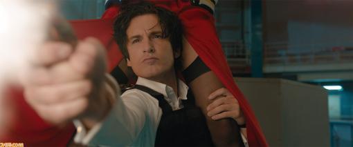 フランス実写版『シティーハンター』冒頭映像が公開。アクションシーンが超絶カッコイイ!