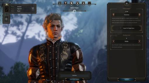 『D&D』の如くダイスロールして戦闘や行動を判定、名作RPG『Baldur's Gate』最新作の初ゲーム映像が公開。早期アクセスで2020年に発売予定