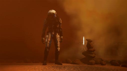 現実と狂気の狭間で闘う火星×ラヴクラフトADV『Moons of Madness』リリース!