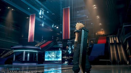 『ファイナルファンタジー7リメイク』来週開催のTGSにて神羅側のキャラクターがお披露目予定と判明!野村Dへのインタビューにて