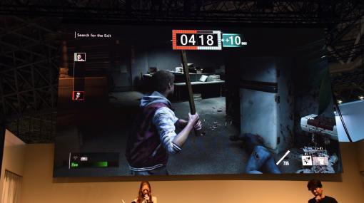 開発陣による実機プレイも披露された『プロジェクト レジスタンス』スペシャルステージをリポート【TGS2019】
