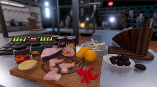 料理シム『Cooking Simulator』DLC「料理ネットワークとクッキング」配信開始!実在チャンネルとコラボ