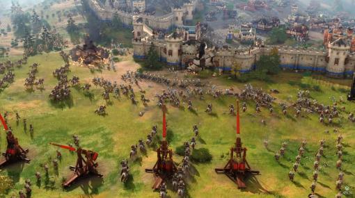 『Age of Empires IV』ゲームプレイ映像初公開。『AoE 2+2』とも呼ばれる、中世を舞台とした美しいグラフィックに注目