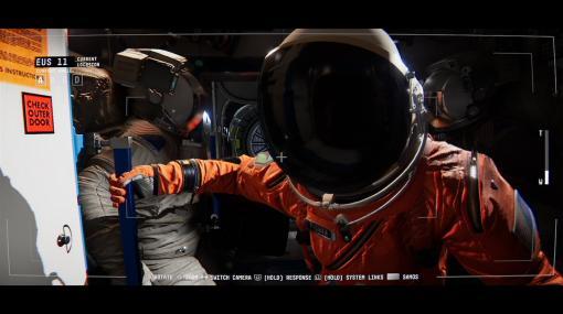 『Observation』PS4日本語版9月5日配信開始へ。宇宙ステーションのAI視点で描かれるSFスリラー