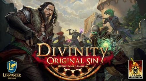 『ディヴィニティ:オリジナル・シン』がボードゲームに!Kickstarter開始