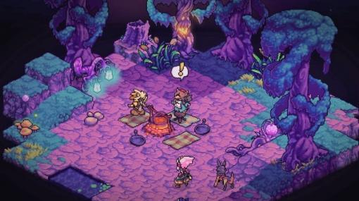 郷愁感じるドット絵SRPG『Fae Tactics』魔法生物を倒し、集め、仲間に!時間を忘れて世界を旅する【プレイレポ】