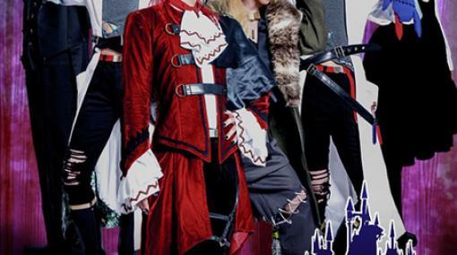ナゾトキとトキメキで魔界の王子たちを助け出す『PRINCEofMONSTERS』舞台ビジュアル&ボイスドラマが公開