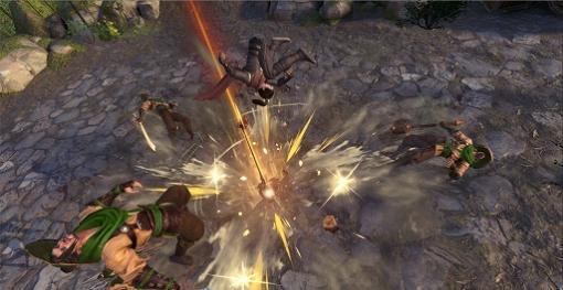 「流星アサシン・武侠デスティニー」,公式によるゲーム紹介告知が公開