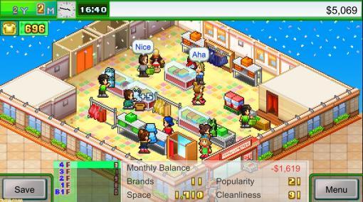 『アパレル洋品店』お洋服屋さん経営シミュレーションゲームがSwitch向けに9月5日配信開始!