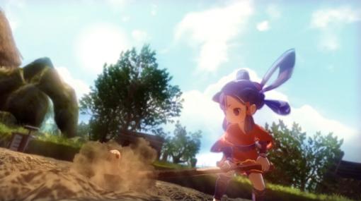 稲作アクションRPG『天穂のサクナヒメ』米づくりに関する情報が公開!田植、育成、刈り取りなどの工程を動画で紹介