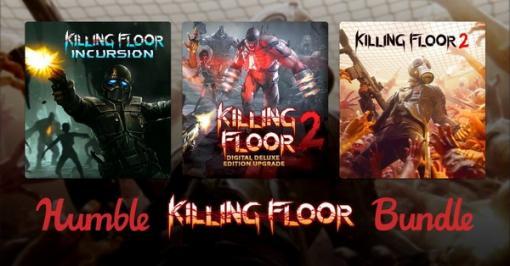 『Killing Floor』シリーズのバンドルがHumble Bundleにてスタート! ゲーム本編に加え多数のDLCが付属