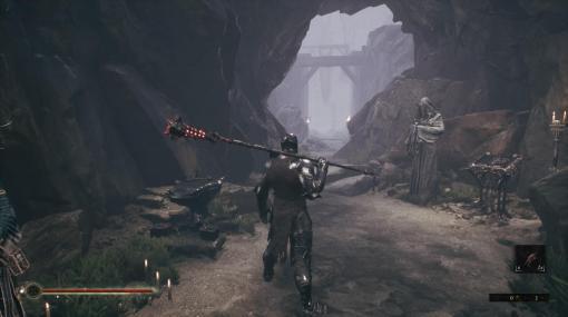 ソウルライクARPG『モータルシェル』配信開始。『ダークソウル』へのリスペクトが感じられる、戦士の骸を借りて戦う3Dアクション