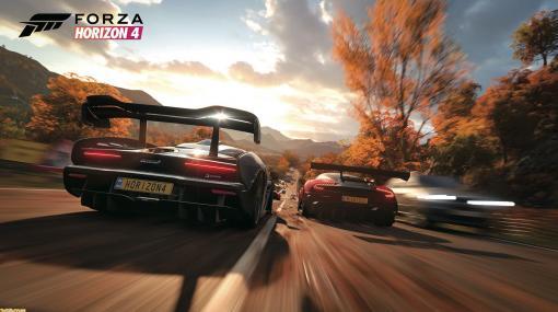 "『Forza Horizon 4』イギリスでの""ライブ""が満喫できる、没入感の高いレースゲーム【推しゲーレビュー】"