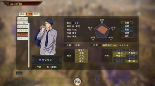 『三國志14』×『銀英伝』コラボDLC第4弾~第6弾ではまさかの人物たちが武将に! 能力詳細は?