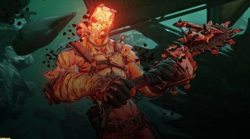 『ボーダーランズ3』DLC第4弾の冒険の舞台は、悩めるサイコ野郎クリーグのイカれた頭ン中! 9月10日配信予定