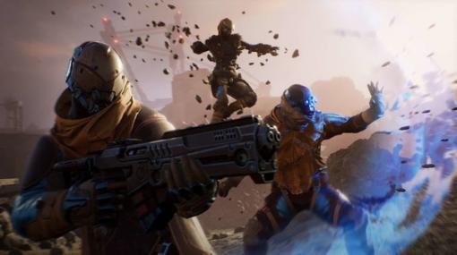 Co-opシューター『Outriders』長距離戦闘とサポートを担う第4のクラス「Technomancer」の情報が公開―3つの新ゲームプレイ映像も