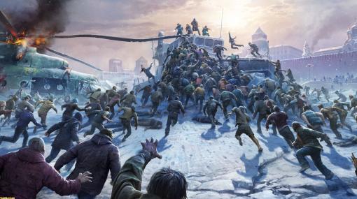 『WORLD WAR Z - GOTY EDITION』PS4向けに10月29日発売決定。ゲーム本編とシーズンパスがセットになった特別版