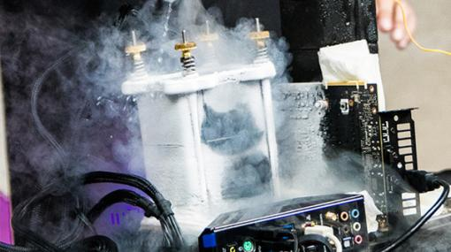 『DOOM Eternal』が1000FPSで動作する!公式が液体窒素で凍らせたオーバークロックPCで理論実証
