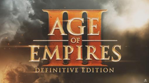 「Age of Empires III: Definitive Edition」が2020年10月15日に発売。新文明,スウェーデンとインカが登場