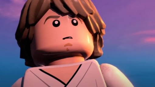 『LEGO Star Wars: The Skywalker Saga』ゲームプレイ映像! 9つのエピソードをLEGOで再現