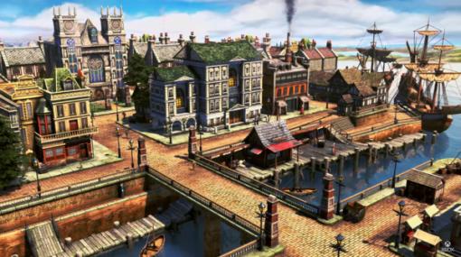 名作RTSリマスター『AoE3:Definitive Edition』発売日決定―新しい文明の追加も