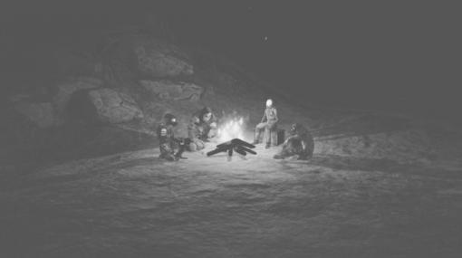 4人パーティーで荒廃した灰色の世界を旅するサバイバルシム『Cendres』Steam向けに2021年リリース