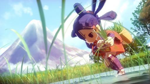 稲作アクションRPG『天穂のサクナヒメ』ゲームプレイ映像公開