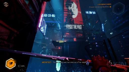 スタイリッシュサイバーパンクACT『Ghostrunner』新映像公開!ネオンサインを駆け抜けろ