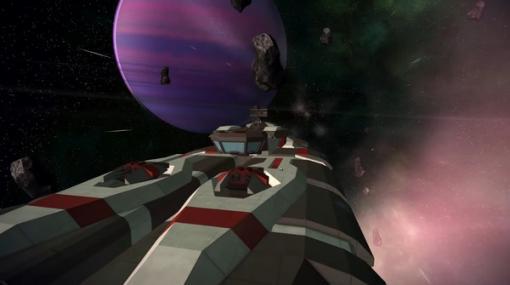 SF宇宙船Co-opクラフトオープンワールド『Interstellar Rift』正式配信9月25日決定!