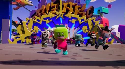 ゲームの自作もできるF2P型パーティゲーム「Blankos Block Party」の最新映像がgamescom 2020に合わせて公開