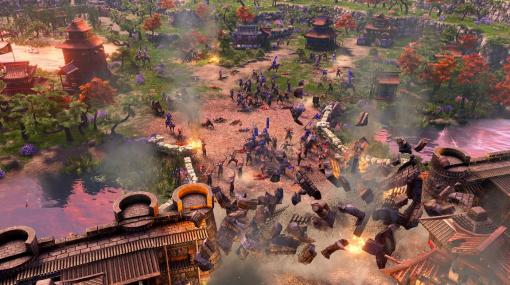 「Age of Empires III: Definitive Edition」のリリース日時が10月15日22時に決定