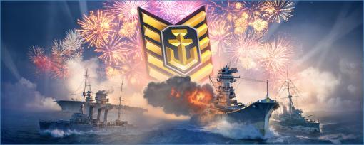 「World of Warships」が5周年。5件のミッション,計50件のタスクで構成された常設キャンペーン「海軍の五つの時代」が登場
