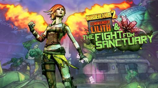 Epic Gamesストア版『ボーダーランズ2』DLC「指揮官リリスのサンクチュアリ奪還作戦」が期間限定で無料配布!