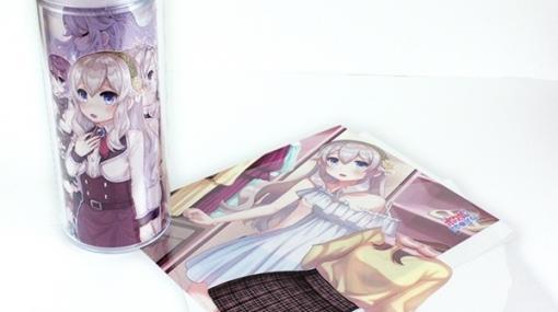 「ボク姫PROJECT」エリカくんの着せ替えが楽しめるタンブラーや便利なスマホリングが登場!