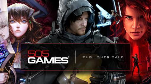 PC版『DEATH STRANDING』や『CONTROL』がお得に! 「505 Games Steam パブリッシャーセール」開催