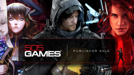 PC版「DEATH STRANDING」が25%オフ!Steamにて505 Gamesのパブリッシャーセール開始「Bloodstained」や「CONTROL」もセール対象