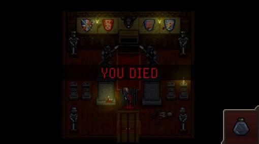 洋館に消えた妻と闇にうごめく謎を追う! ドット絵で描かれるサバイバルホラーADV『Lamentum』【gamescomの気になるデモ版プレイレポ】